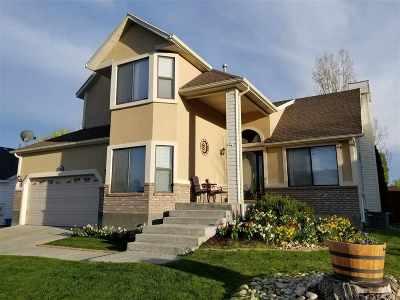 Elko Single Family Home Under Cont-Take Backups: 375 Poplar Drive