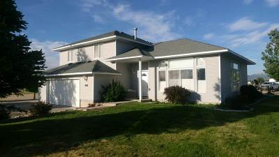 Elko County Single Family Home Under Cont-Take Backups: 748 Caddoa Dr