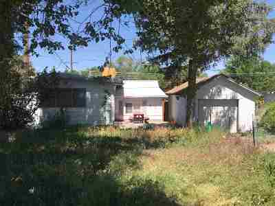 Elko County Single Family Home For Sale: 801 Carlin Ct