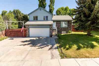 Elko Single Family Home Under Contract: 128 Chris Ave
