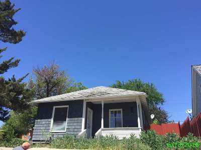 Elko Single Family Home For Sale: 503 Pine St