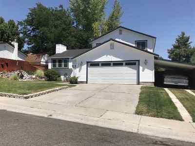 Elko Single Family Home Under Cont-Take Backups: 254 Barite St.