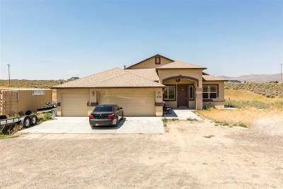 Elko Single Family Home For Sale: 2108 Hamilton Creek Trail
