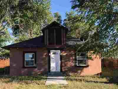 Elko Single Family Home For Sale: 990 1/2 Metzler Rd