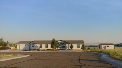 Elko County Single Family Home For Sale: 338 Double Down Cir