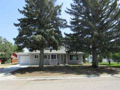 Wells Single Family Home For Sale: 569 1st Street