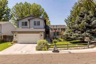 Elko Single Family Home Under Contract: 3123 Morning Breeze Dr.