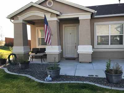 Elko Single Family Home Under Contract: 681 Dry Creek Trail