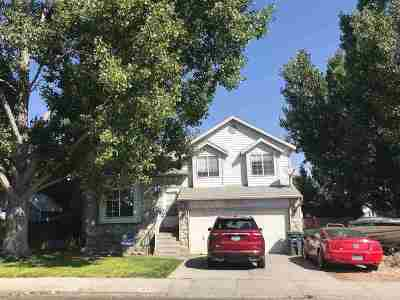 Elko Single Family Home For Sale: 1934 Sierra Dr