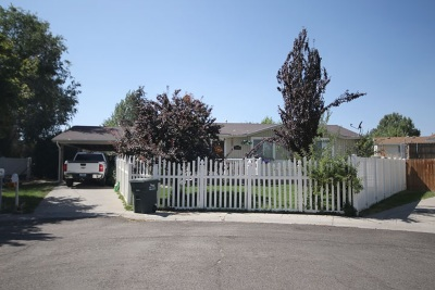Elko Single Family Home Under Contract: 3355 Enfield Cir