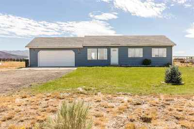 Spring Creek Single Family Home For Sale: 122 Cuerno Verde