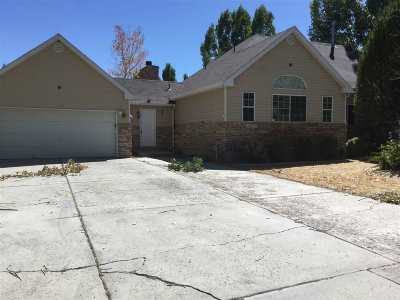 Elko Single Family Home For Sale: 2150 Sierra Drive