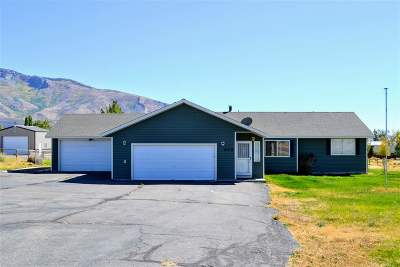 Elko County Single Family Home For Sale: 550 Cripple Creek Dr
