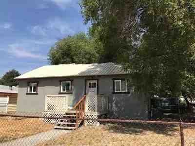 Elko Single Family Home For Sale: 555 S 8th