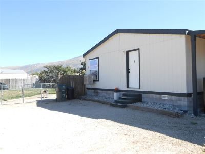 Spring Creek NV Manufactured Home Under Contract: $162,000