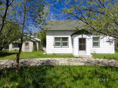 Lamoille  Single Family Home For Sale: 1160 Lamoille Hwy