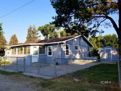 Wells  Single Family Home For Sale: 1227 Shoshone Ave