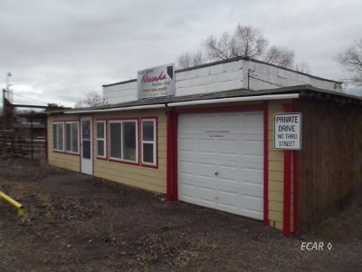 Carlin NV Commercial For Sale: $199,000
