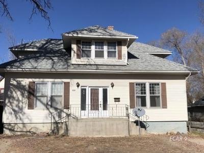 Elko Single Family Home For Sale: 535 Juniper Street