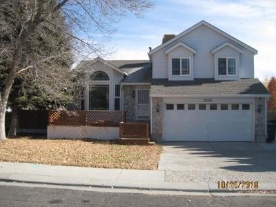 Elko County  Single Family Home For Sale: 2328 Sierra Dr