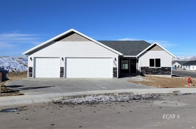 Elko Single Family Home For Sale: 2002 Chukar Dr #122
