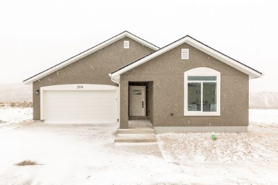 Elko Single Family Home For Sale: 2934 Copper Trl
