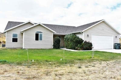 Spring Creek  Single Family Home Pending Contingency: 827 Thistle Dr