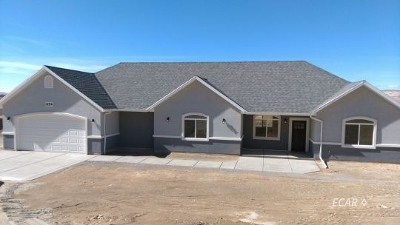Elko Single Family Home For Sale: 1454 Amber Way