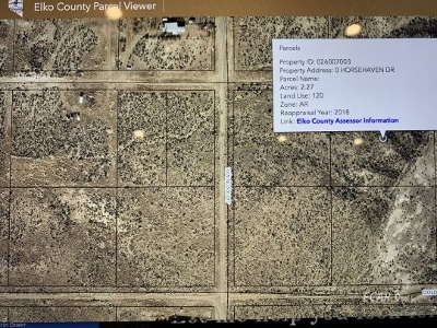 Residential Lots & Land For Sale: Horsehaven Dr #3