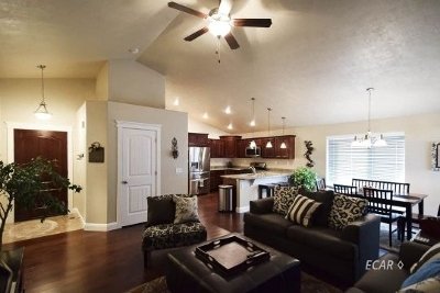 Elko Single Family Home For Sale: 3912 Snowy River #539