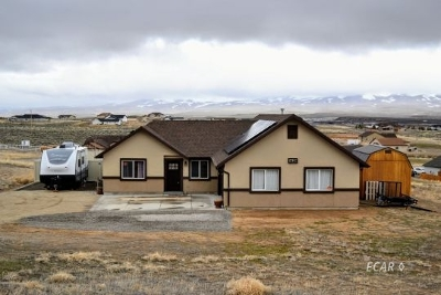 Elko County  Single Family Home For Sale: 1628 Amber Way