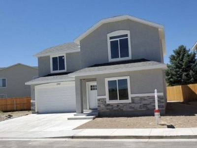 Elko Single Family Home For Sale: 2767 Copper Trail