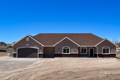 Elko Single Family Home For Sale: Holly Hock Court Lot 1 Ct #1