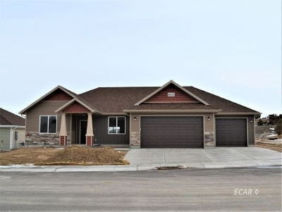 Elko Single Family Home For Sale: Glenwild Drive Lot 7 Dr