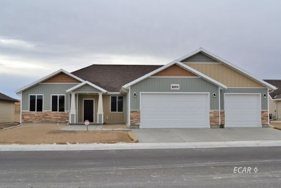 Elko Single Family Home For Sale: Holly Hock Court Lot 3 Ct #3