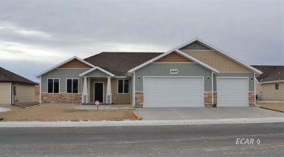 Elko County  Single Family Home For Sale: Glenwild Drive Lot 13 Dr #13