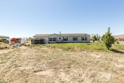 Elko Manufactured Home For Sale: 7575 Kayenta Drive