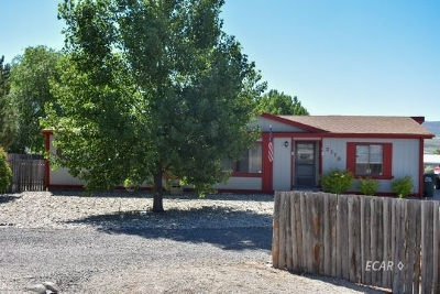 Elko Manufactured Home For Sale: 2770 Shane Cir