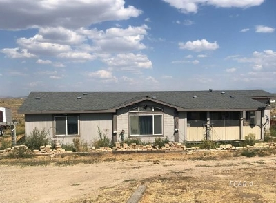 Elko Manufactured Home For Sale: 5292 Mohawk Ave