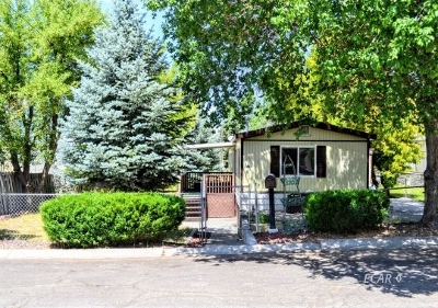 Elko County  Manufactured Home For Sale: 480 Victoria Dr