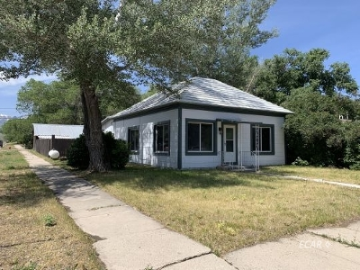 Wells  Single Family Home For Sale: 594 5th St