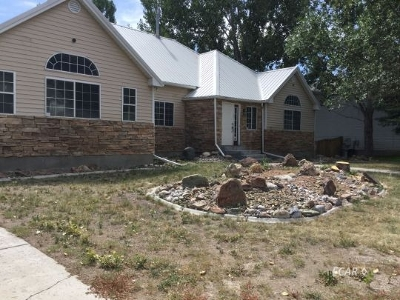 Elko Single Family Home For Sale: 2150 Sierra