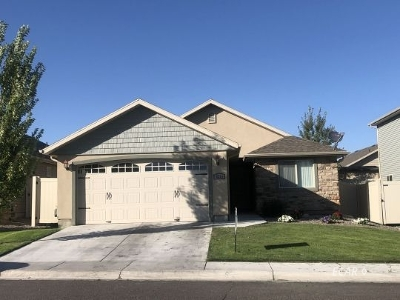 Elko Single Family Home For Sale: 3718 Autumn Colors Drive