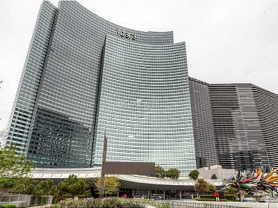 Las Vegas High Rise For Sale: 2600 West Harmon Avenue #27038