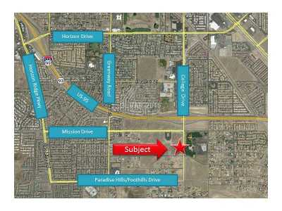 Residential Lots & Land For Sale: College #4.63 Ac.