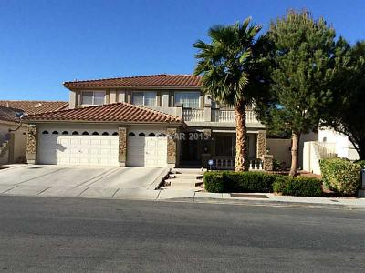 Las Vegas  Single Family Home For Sale: 534 Campus Oaks Court