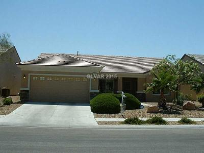 North Las Vegas Single Family Home For Sale: 7724 Broadwing Drive