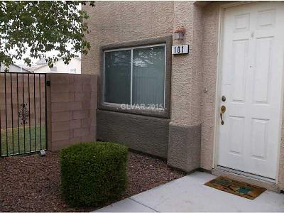 Condo/Townhouse Sold: 6325 Desert Leaf Street #2