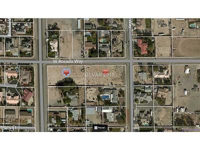 Residential Lots & Land For Sale: 5076 North Buffalo &rosadasec