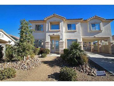 Clark County Single Family Home Sold: 1352 Dream Valley Street